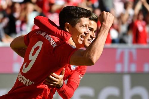 Бавария – Кельн – 4:0. Видео голов и обзор матча