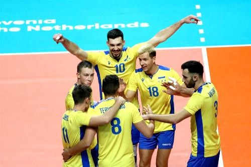 Україна вийшла в чвертьфінал чемпіонату Європи!