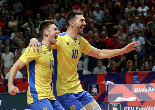 У чвертьфіналі чемпіонату Європи збірна України зіграє з Сербією