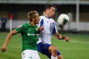 Игроки Динамо сделали 12-й дубль в ворота Ворсклы в УПЛ