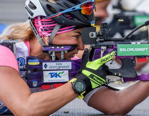 ЛЧУ з біатлону. Стартовий лист жіночої спринтерської гонки