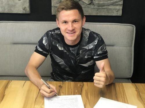 Владислав КАЛИТВИНЦЕВ: «Вышли из раздевалки — и сразу забыли о Динамо»