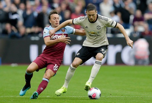 Гол Ярмоленко помог Вест Хэму обыграть Манчестер Юнайтед