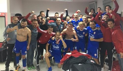 ВИДЕО. Два гола в одну девятку за две минуты из чемпионата Сербии