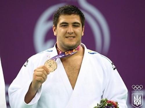 Украинец Хаммо завоевал бронзу на Гран-при Ташкента по дзюдо