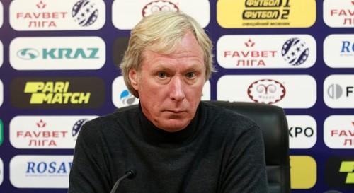 МИХАЙЛИЧЕНКО: «Мы потеряли двух футболистов – Шепелева и Бурду»