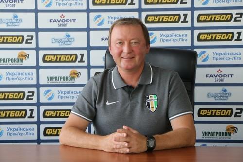 Володимир ШАРАН: «У нас було чимало нагод, щоб перемогти Колос»