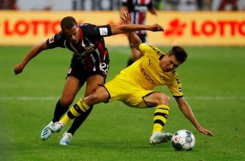Айнтрахт – Боруссия Дортмунд – 2:2. Видео голов и обзор матча