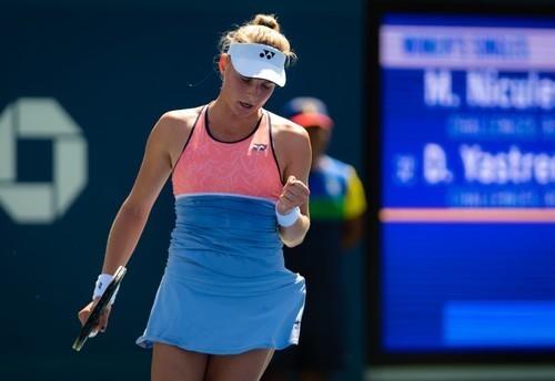 Рейтинг WTA. Ястремская на одну позицию улучшила свой рекорд