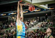 Центровий збірної України Павлов дебютував в чемпіонаті Литви