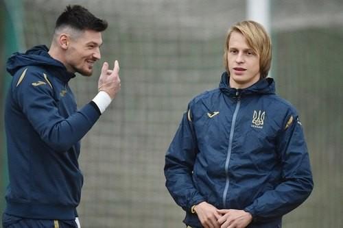 Шевченко вызвал Шабанова в сборную Украины