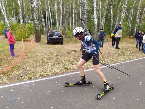 ЛЧУ з біатлону. Блашко виграла жіночу гонку переслідування