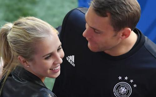 ВИДЕО. Как выглядят жены и девушки футболистов сборной Германии