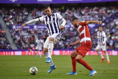 Вальядолид — Гранада — 1:1. Видео голов и обзор матча