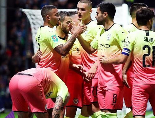 Манчестер Сити без Зинченко разгромил Престон в Кубке лиги