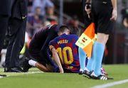 Барселона вновь теряет Месси