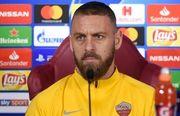Де Россі може повернутися в збірну Італії