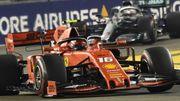 Гран-при Формулы-1 в Сочи. Расписание заездов