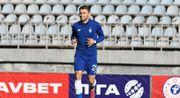 Александр КАРАВАЕВ: «Впервые в карьере провел матч слева в защите»