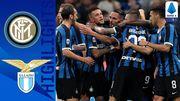 Интер – Лацио – 1:0. Видео гола и обзор матча