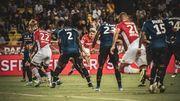 Монако — Ницца — 3:1. Видео голов и обзор матча