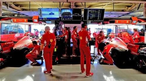 Феррари подготовила обновления машины под Гран-при Сочи