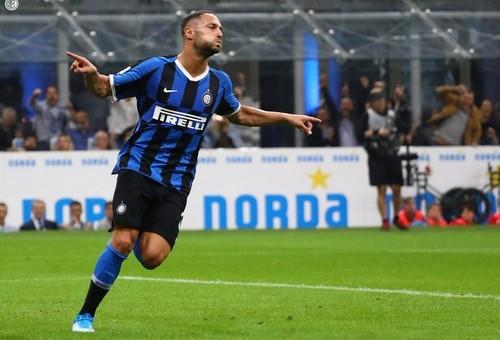 Интер на своем поле обыграл Лацио и сохранил лидерство в Серии А