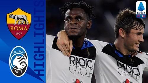 Рома – Аталанта – 0:2. Видео гола и обзор матча