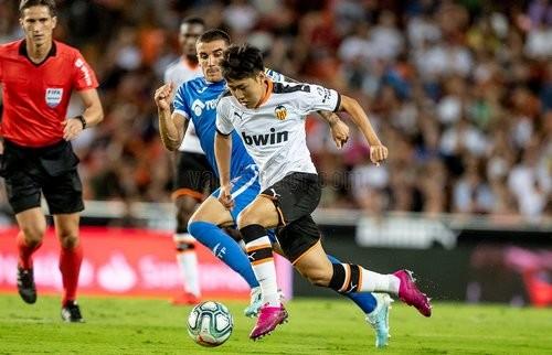 Валенсия — Хетафе — 3:3. Видео голов и обзор матча