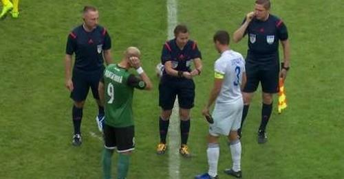 Альянс — Балканы — 1:0. Видео гола и обзор матча