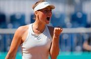 Марта Костюк одержала вторую победу на турнире в Валенсии