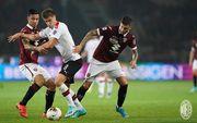Серия А. Торино одержало волевую победу над Миланом