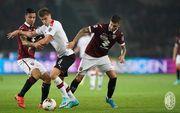 Торино – Милан – 2:1. Видео голов и обзор матча