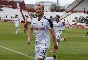 Зозуля забил первый гол в сезоне за Альбасете