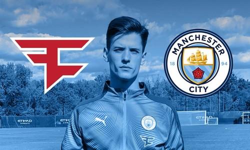 Манчестер Сити и FaZe Clan начали сотрудничество