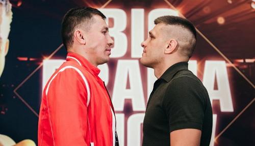 Деревянченко и Головкин будут боксировать за два чемпионских пояса