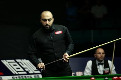 China Championship: известны все пары полуфиналистов