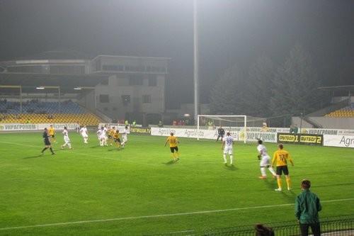 Александрия – ФК Львов – 2:0. Текстовая трансляция матча