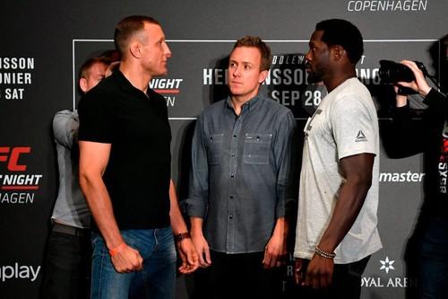 UFC Fight Night 160: Анонсы и прогнозы главных поединков