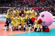 Победителем женского Кубка мира стала сборная Китая