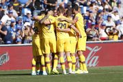 Хетафе — Барселона - 0:2. Видео голов и обзор матча