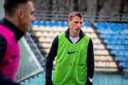 Защитник Колоса: «Атакуем и защищаемся всей командой»
