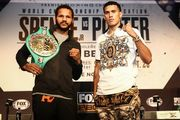 Бенавидес победил Диррела и стал чемпионом мира по версии WBC