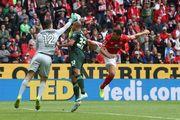 Майнц — Вольфсбург — 0:1. Видео гола и обзор матча