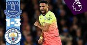 Эвертон - Манчестер Сити - 1:3. Видео голов и обзор матча