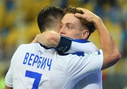 Динамо – Днепр-1 – 2:0. Текстовая трансляция матча