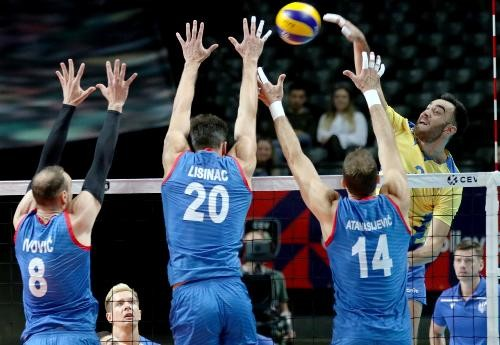 В золотому матчі Євро-2019 зіграють Сербія і Словенія