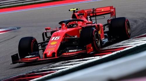 Феррари впервые с эры Шумахера завоевала 4 поула подряд