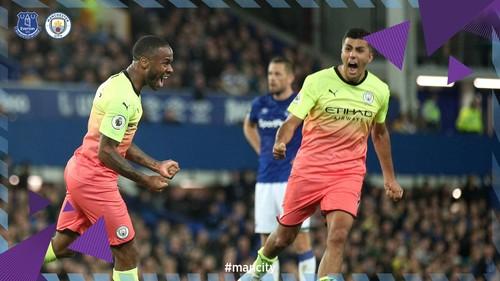 Манчестер Сити с Зинченко в составе одолел Эвертон