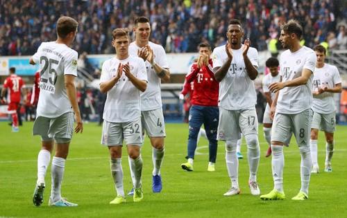 Падерборн - Бавария - 2:3. Видео голов и обзор матча